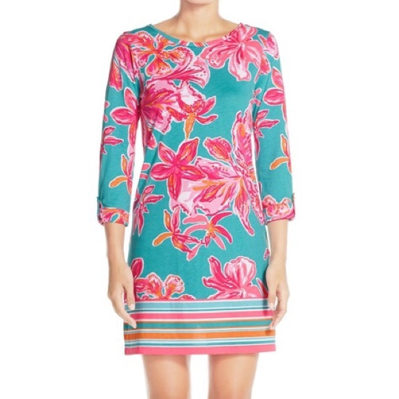 Lilly Pulitzer Dresses & Skirts - ✨Linden dress in Via Sunny   Lilly Pulitzer